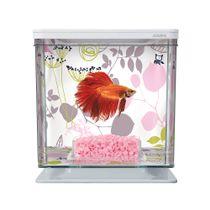 Kit-Aquario-para-Peixe-Betta-Natureza-Floral-Marina-Hagen-2L
