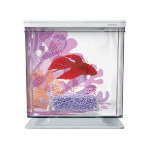 Kit-Aquario-para-Peixe-Betta-Floral-Marina-Hagen-2L