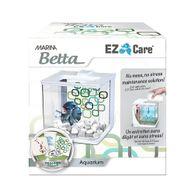 Kit-Aquario-para-Peixe-Betta-Branco-Marina-Hagen-25L