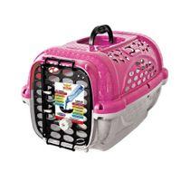 Caixa-de-Transporte-Panther-Rosa-Plast-Pet-2