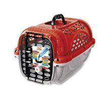 Caixa-de-Transporte-Panther-Vermelha-Plast-Pet-1