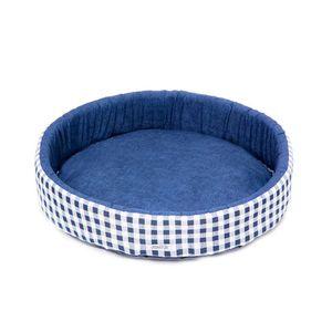 Cama-Redonda-Azul-Fabrica-Pet