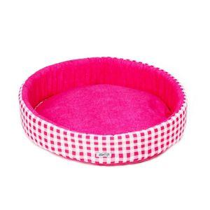 Cama-Redonda-Rosa-Fabrica-Pet