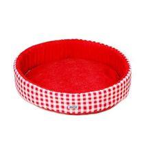 Cama-Redonda-Vermelha-Fabrica-Pet