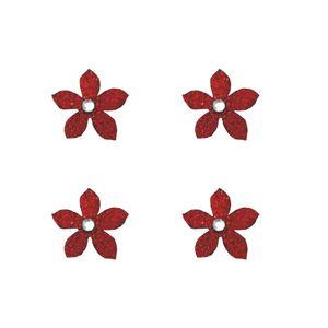 Tatoo-Pet-Flor-Vermelha