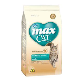 Racao-Max-Cat-Profissional-Line-Adulto-Frango-e-Arroz
