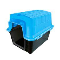 Casa-Plastica-Azul-Furacao-Pet