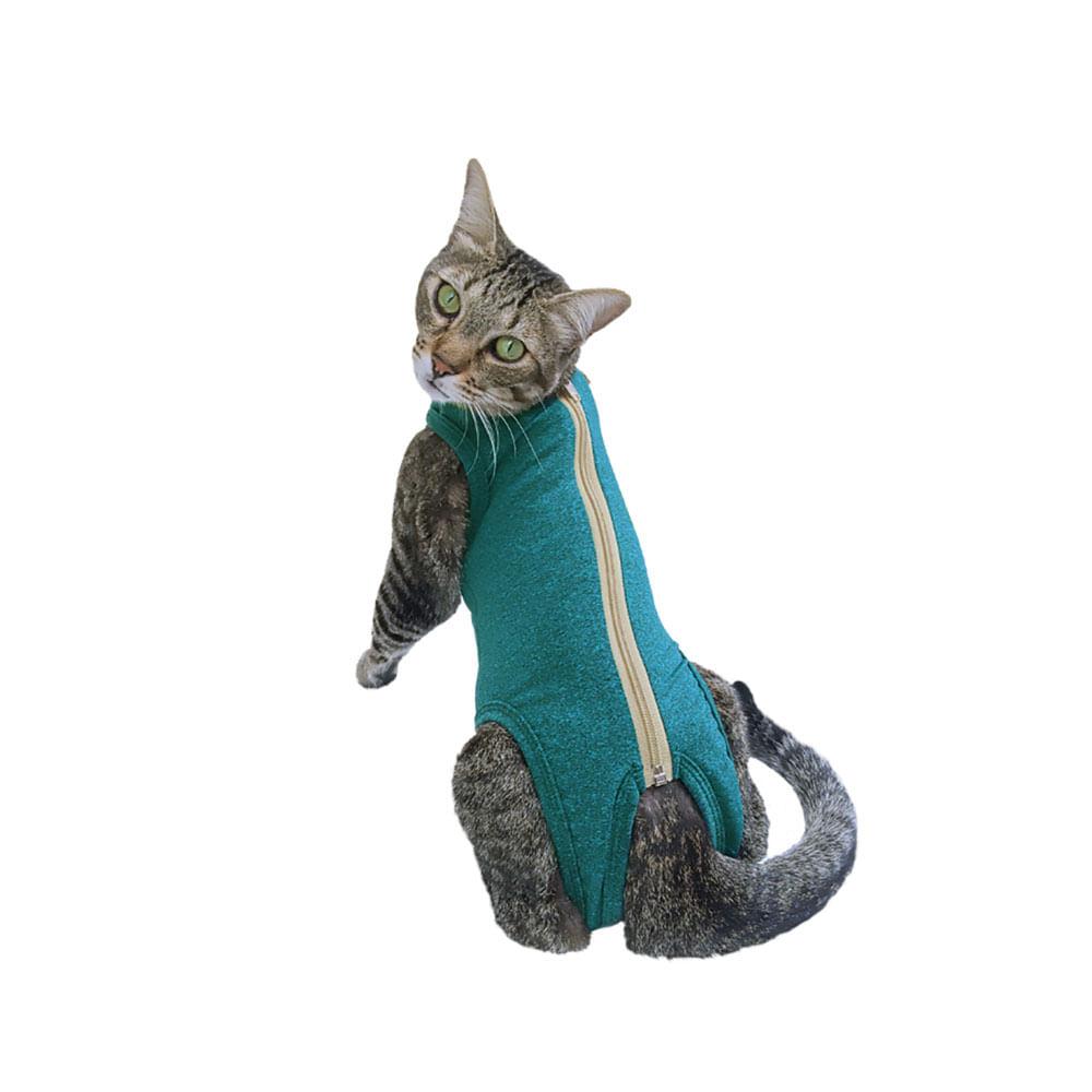 91556c008 Roupa Pós-Cirúrgica para Gatos Pet Med - Cobasi Pet Shop - Cobasi