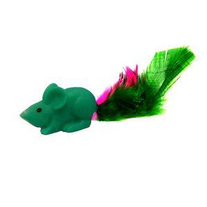 Brinquedo-Ratinho-Fantasy-Verde-LCM