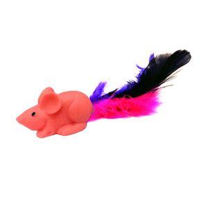 Brinquedo-Ratinho-Fantasy-Rosa-LCM