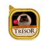 Alimento-Umido-Tresor-Gatos-Frango-100g