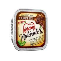 Alimento-Umido-Keldog-Naturale-Caes-Cordeiro-100g
