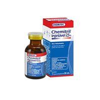Antibiotico-Chemitril-Injetavel-25--Chemitec-20ml