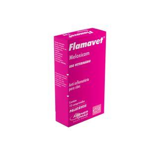 Anti-inflamatório Flamavet Cães Agener - 0,5mg