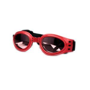 Oculos-Solar-Pet-Vermelho-Medido-AgroDog