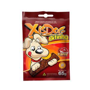 Petisco-Bifinho-XisDog-Carne-65g
