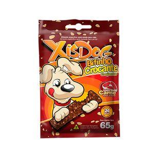 Petisco-Bifinho-XisDog-Crocante-Carne-65g