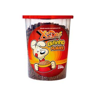 Petisco-Bifinho-XisDog-Ralado-250g