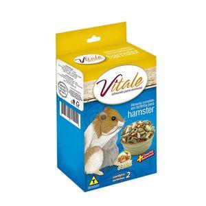 Tortinha para Hamster Vitale 60g