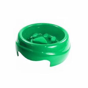 Comedouro-Plastico-Coma-Melhor-Verde-Furacao-Pet