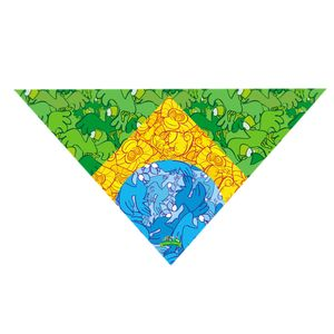 Bandana-Brasil-Animal-Flower