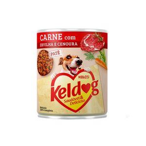 Alimento-Umido-Keldog-Carne-com-Ervilha-e-Cenoura