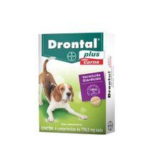 Vermifugo-Drontal-Plus-Sabor-Carne-com-4-Comprimidos-Bayer