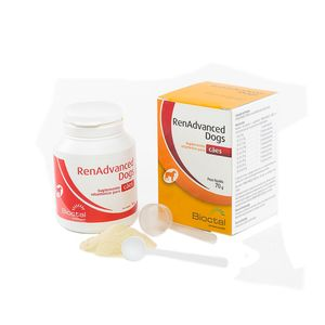 Suplemento-Vitaminico-RenAdvanced-Dogs-70g-Bioctal-