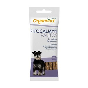 Organnact-Caes-Fitocalmyn-Palitos-40g
