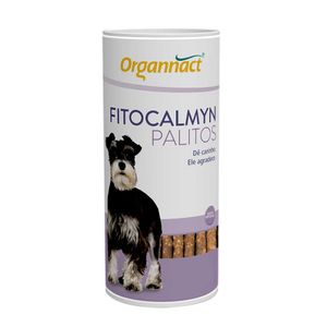 Organnact-Caes-FitoCalmyn-Palitos-160g-Pote