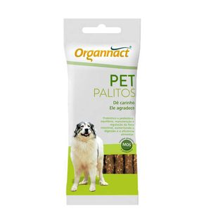 Organnact-Caes-Pet-Palitos-Sache-40g