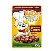 Alimento-Umido-Xis-Dog-Sabores-da-Carne---100g