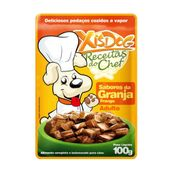 Alimento-Umido-Xis-Dog-Sabores-da-Granja-Frango---100g