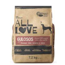 Racao-All-Love-Caes-Adultos-Gulosos-Frango-Chia-Quinoa-e-Coco-72kg