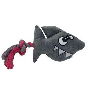 Brinquedo-Pelucia-Peixe-Cinza-com-Corda-Akio