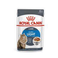 Alimento-Umido-Royal-Canin-Gatos-Ultra-Light