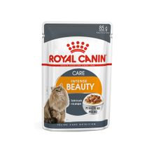 Alimento-Umido-Royal-Canin-Gatos-Intense-Beauty-85g