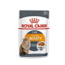 Alimento-Umido-Royal-Canin-Gatos-Intense-Beauty-85g
