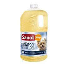 Shampoo-Antipulgas-Sanol-5L