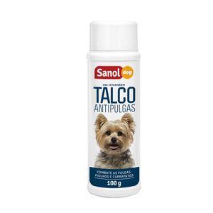 Talco-Antipulgas-Sanol-Dog-100g