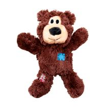 Brinquedo-Pelucia-Ursinho-Marrom-Kong-Wild-Knots