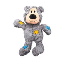 Brinquedo-Pelucia-Ursinho-Cinza-Kong-Wild-Knots