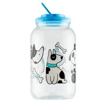 Pote-Dog-Azul-Bandeirante-36L