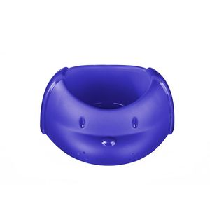 Comedouro-Plastico-para-Cachorro-Azul-Sanremo-650ml
