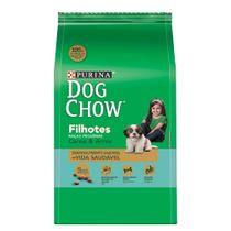 Racao-Dog-Chow-Filhote-Racas-Pequenas-Carne-e-Arroz