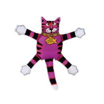 Brinquedo-Pelucia-Gato-Roxo-Petmate-Grande