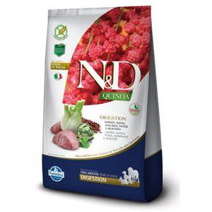 Racao-ND-Quinoa-Caes-Adultos-Digestion-Cordeiro