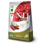 Racao-ND-Quinoa-Caes-Adultos-Skin-Coat-Pato