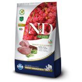 Racao-ND-Quinoa-Caes-Adultos-Weight-Cordeiro