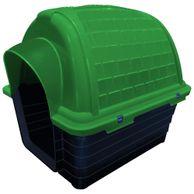 Casa-Plastica-Iglu-Verde-Furacao-Pet-1